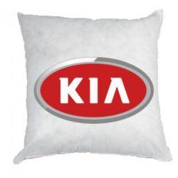 Подушка KIA Logo 3D - FatLine
