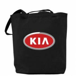 Сумка KIA Logo 3D - FatLine