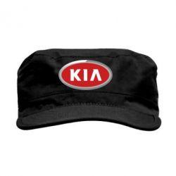 Кепка милитари KIA Logo 3D - FatLine