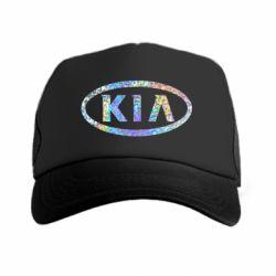 Кепка-тракер KIA logo Голограмма