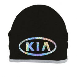 Шапка KIA logo Голограмма