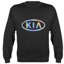 Реглан (свитшот) KIA logo Голограмма