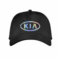 Детская кепка KIA logo Голограмма