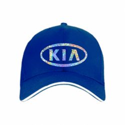 Кепка KIA logo Голограмма