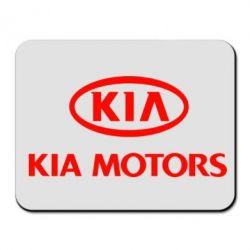 Килимок для миші Kia Logo