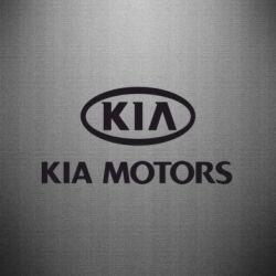 Наклейка Kia Logo - FatLine