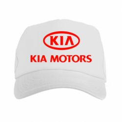 Кепка-тракер Kia Logo