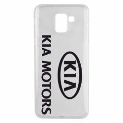 Чохол для Samsung J6 Kia Logo