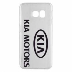 Чохол для Samsung S6 EDGE Kia Logo