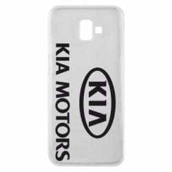 Чохол для Samsung J6 Plus 2018 Kia Logo