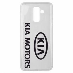 Чохол для Samsung J8 2018 Kia Logo
