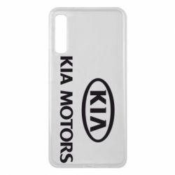 Чохол для Samsung A7 2018 Kia Logo