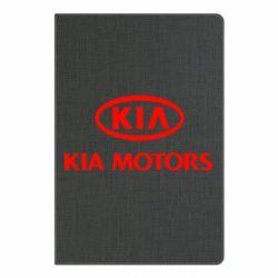 Блокнот А5 Kia Logo