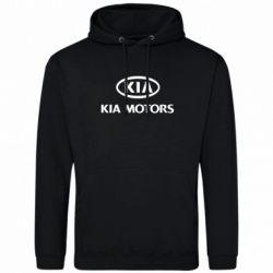 Чоловіча толстовка Kia Logo