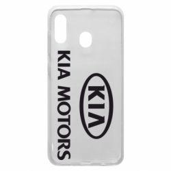 Чохол для Samsung A20 Kia Logo