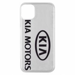 Чохол для iPhone 11 Pro Kia Logo