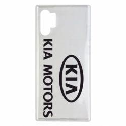 Чохол для Samsung Note 10 Plus Kia Logo
