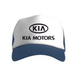 Дитяча кепка-тракер Kia Logo