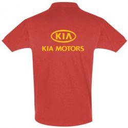 Футболка Поло Kia Logo