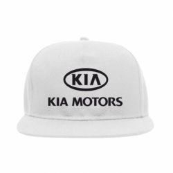 Снепбек Kia Logo