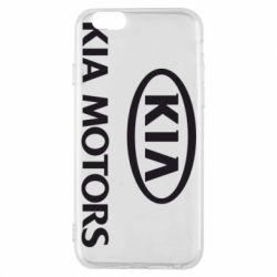 Чохол для iPhone 6/6S Kia Logo