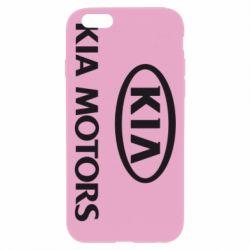 Чохол для iPhone 6 Plus/6S Plus Kia Logo