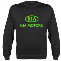 Реглан Kia Logo - FatLine