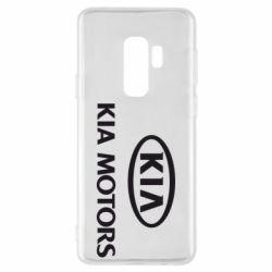 Чохол для Samsung S9+ Kia Logo
