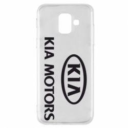 Чохол для Samsung A6 2018 Kia Logo