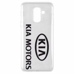 Чохол для Samsung A6+ 2018 Kia Logo