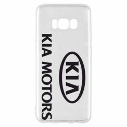 Чохол для Samsung S8 Kia Logo