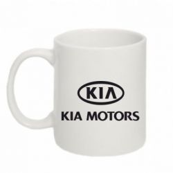 Кружка 320ml Kia Logo - FatLine