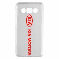 Чехол для Samsung A3 2015 Kia Motors Logo