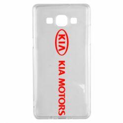 Чехол для Samsung A5 2015 Kia Motors Logo