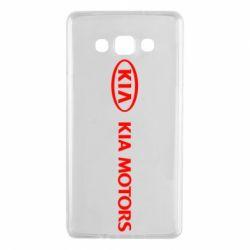 Чехол для Samsung A7 2015 Kia Motors Logo