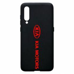 Чехол для Xiaomi Mi9 Kia Motors Logo