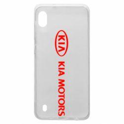 Чехол для Samsung A10 Kia Motors Logo