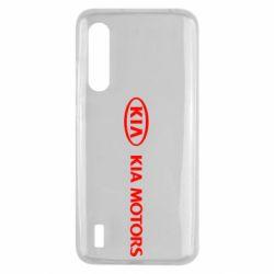Чехол для Xiaomi Mi9 Lite Kia Motors Logo