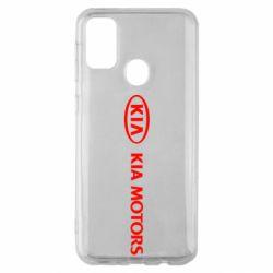 Чехол для Samsung M30s Kia Motors Logo