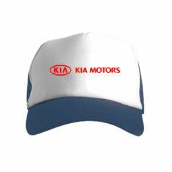 Детская кепка-тракер Kia Motors Logo