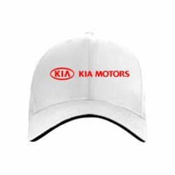 кепка Kia Motors Logo - FatLine