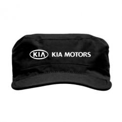 Кепка милитари Kia Motors Logo - FatLine