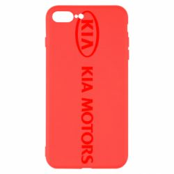 Чехол для iPhone 7 Plus Kia Motors Logo