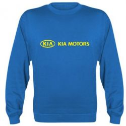 Реглан (свитшот) Kia Motors Logo - FatLine