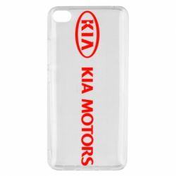 Чехол для Xiaomi Mi 5s Kia Motors Logo