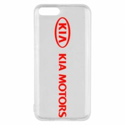 Чехол для Xiaomi Mi6 Kia Motors Logo