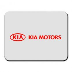 Коврик для мыши Kia Motors Logo - FatLine