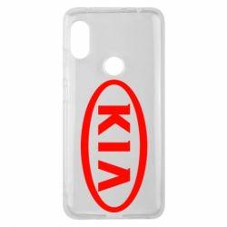 Чохол для Xiaomi Redmi Note Pro 6 KIA Small