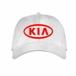 Детская кепка KIA Small - FatLine