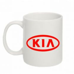 Кружка 320ml KIA Small - FatLine
